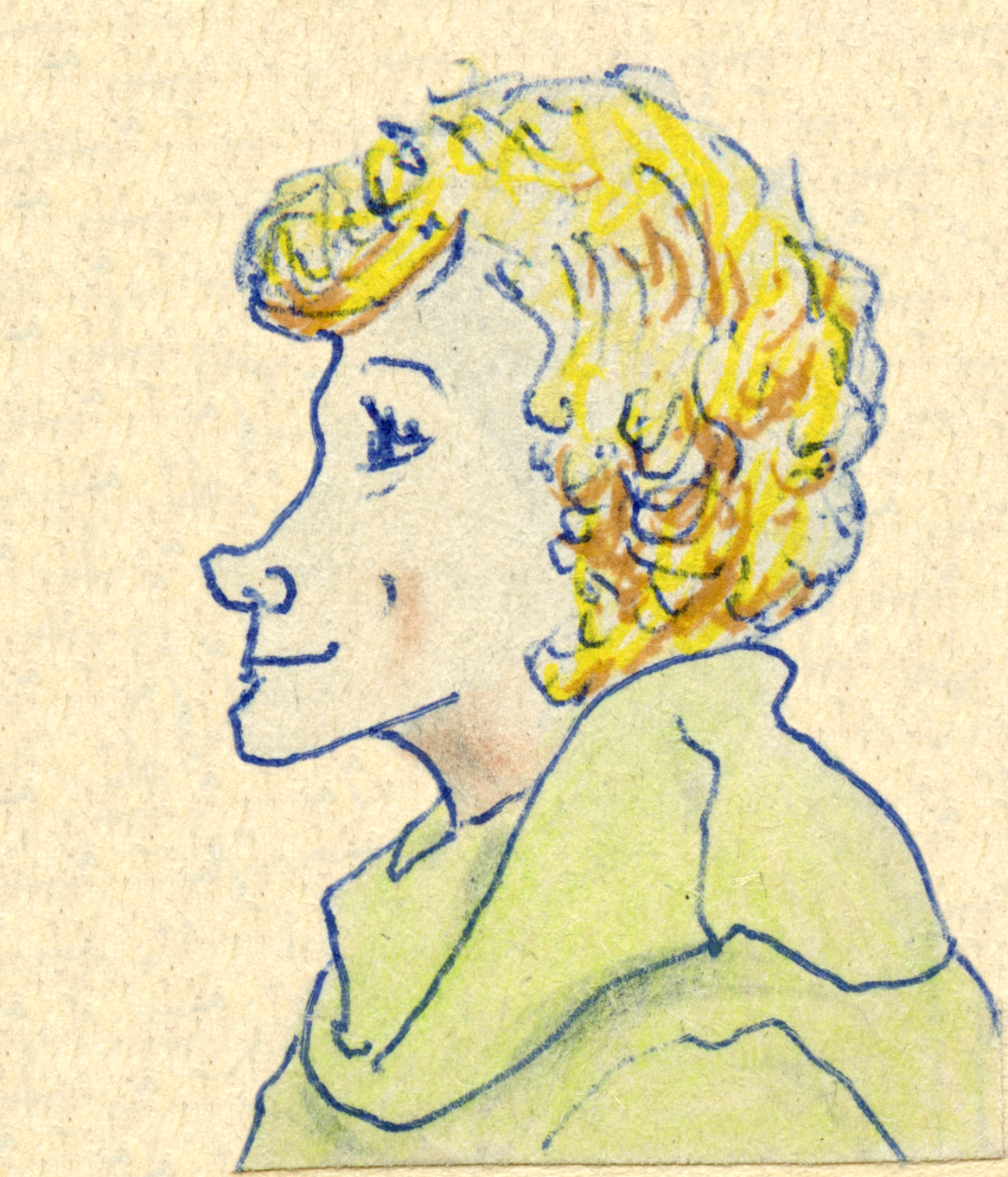 Whitstable Peter Cushing Art