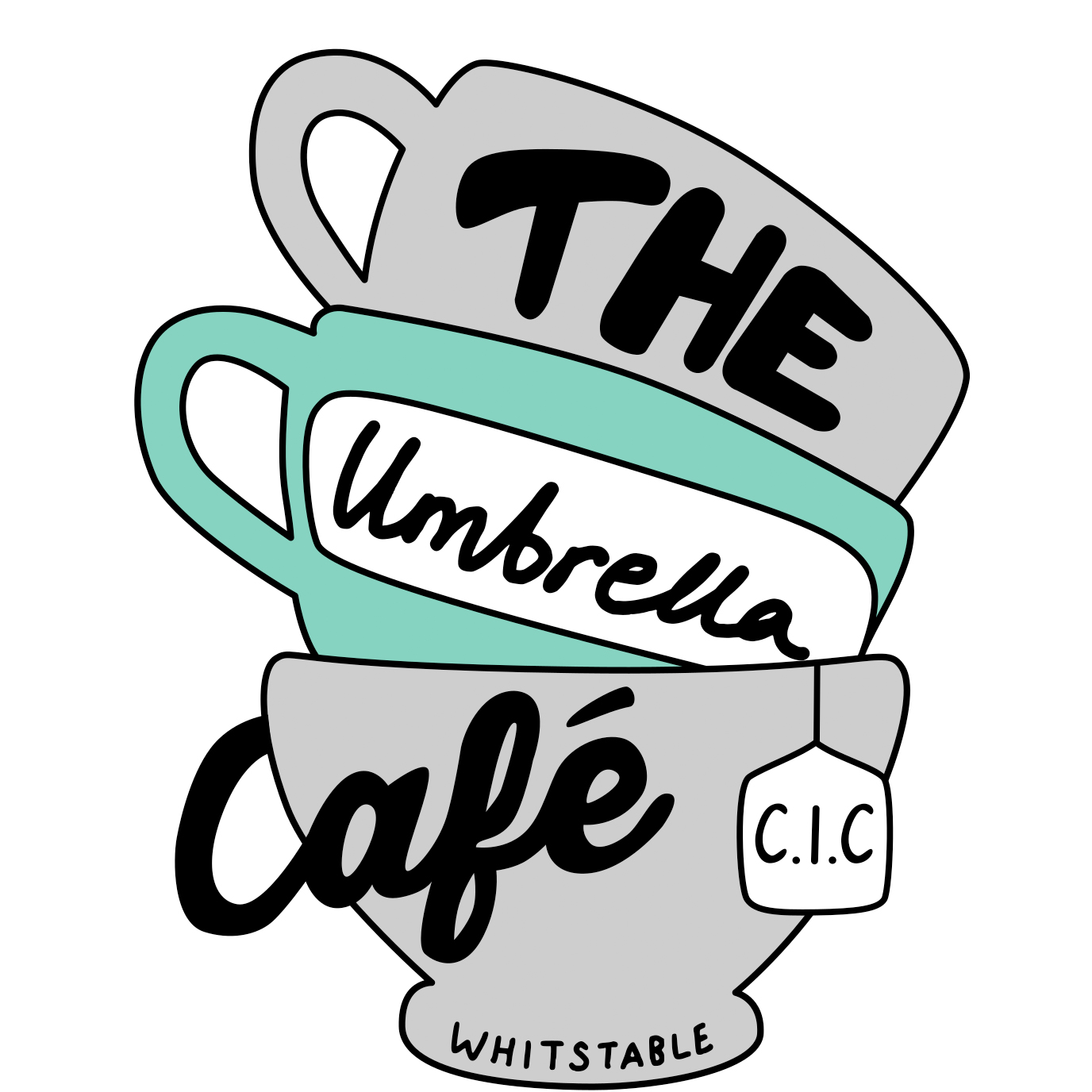 Umbrella Cafe Whitstable