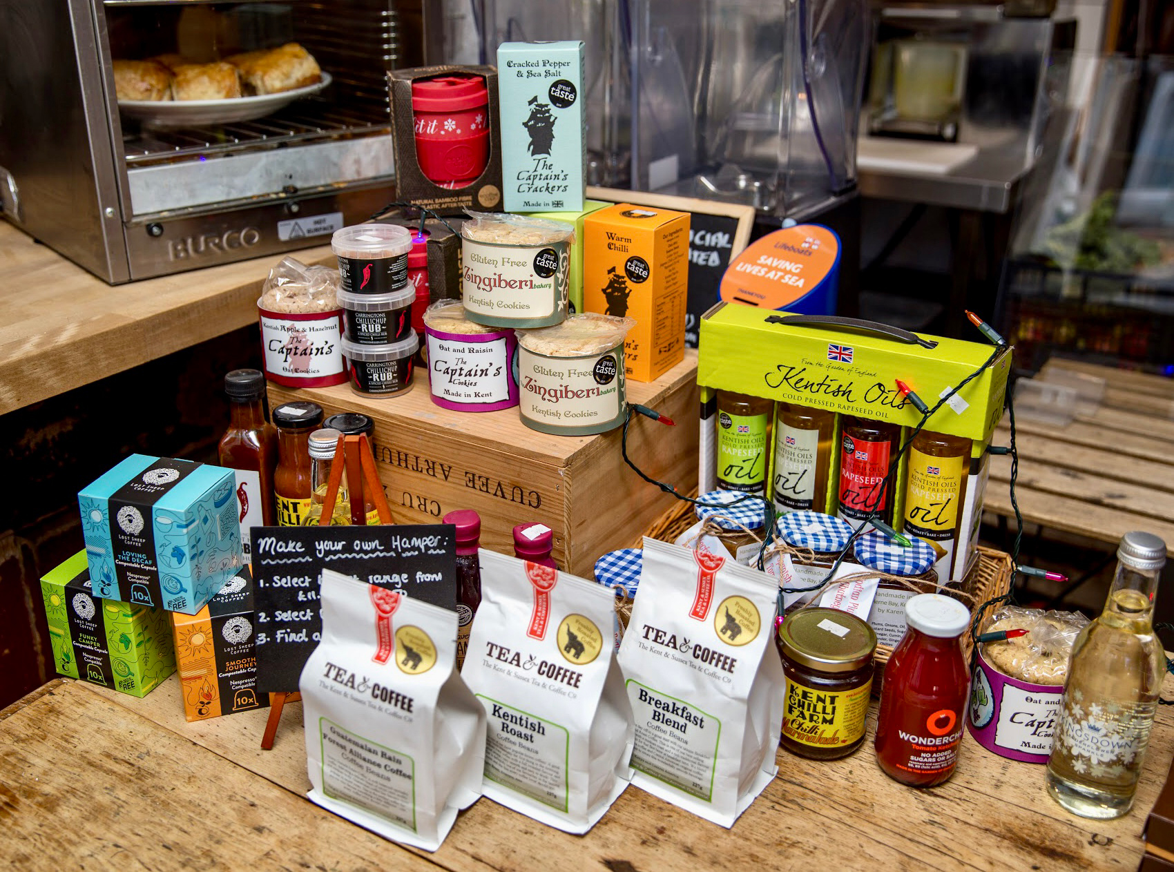 Whitstable Produce Store Local Food