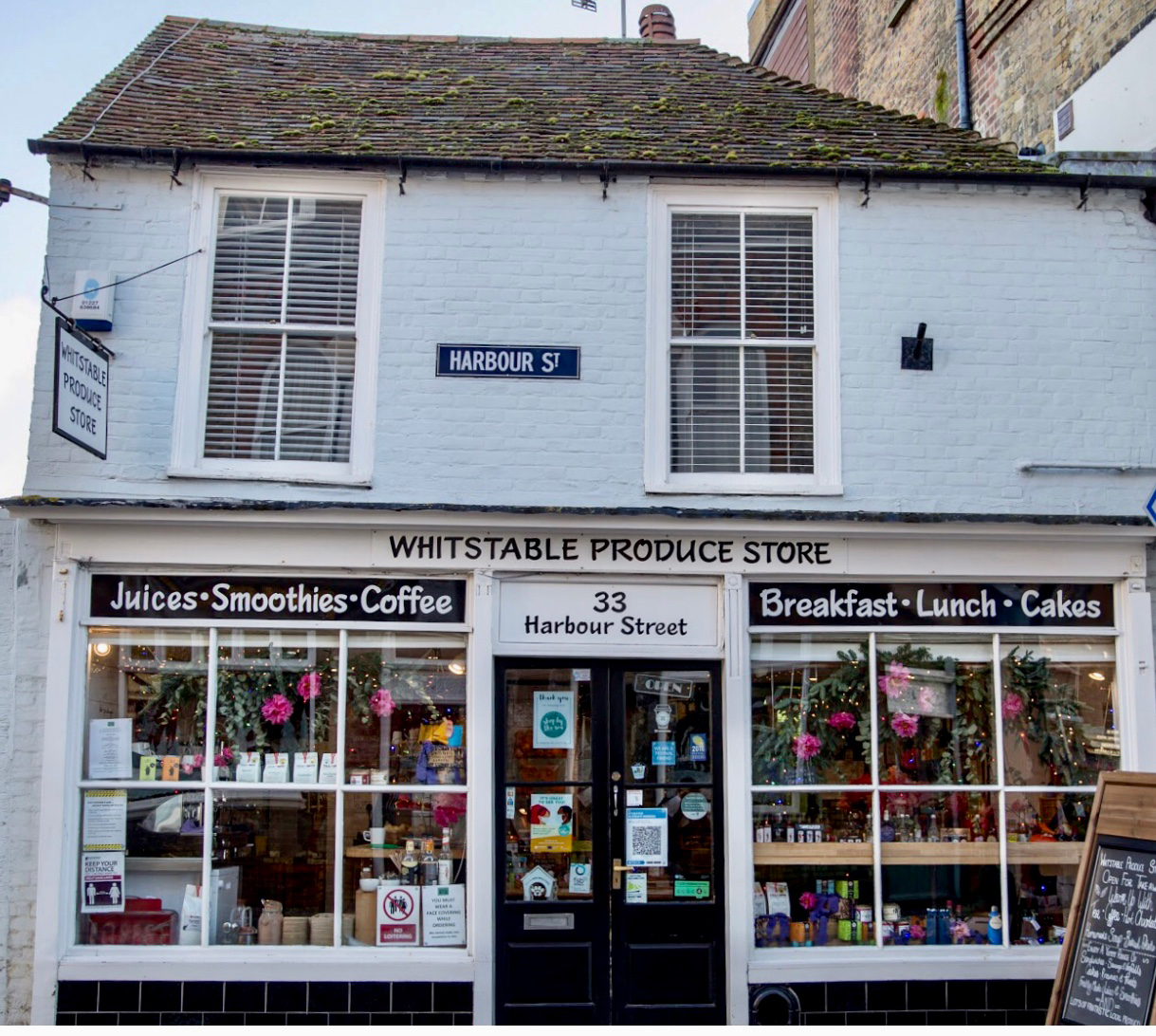 Whitstable Produce Store Shop